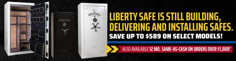 Still Building, Delivering, & Installing Safes